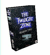 The Twilight Zone - Series 2      New   6-Disc Box Set             Fast  Post