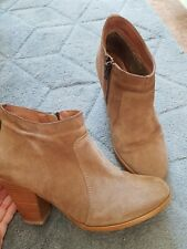 Russell And Bromley Suede Ankle Boots 38 size 5 excellent condition