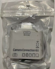 CAMERA CONNECTION KIT USB SD CARD READER FOR APPLE IPAD 2. 5 PORTS. NEW
