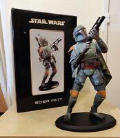 Statue Boba Fett - Star Wars - Attakus - Edition Limitée n° 528/1500