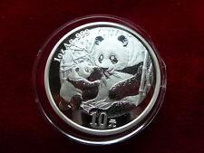 China Panda Silber 1 Unze 2005