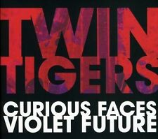 "Curious Faces/Violet Future [Maxi Single] by Twin Tigers ""(Cd 2008) [6 trk]"