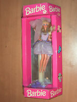 VINTAGE 90'S BARBIE DOLL EASTER CANDLE GREEK UNIQUE NOVELTY ITEM MATTEL MIB