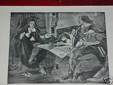 Imprimer plus de 100 ans vieux Milton CROMWELL Andrew marvell (également disponible encadrée)
