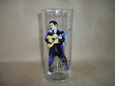 """6"""" Collectible Classic Elvis Presley 10 Oz. Glass Made By Vandor LLC, BRAND NEW!"""