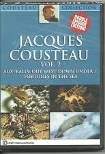 JACQUES COUSTEAU - VOL. 2 - AUSTRALIA : OUT WEST DOWN UNDER  - DVD