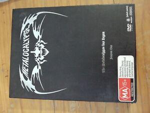 Metalocalypse Season One Dvd Free Shipping