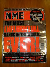 NME 2000 DEC 2 RADIOHEAD BLUR COLDPLAY MARILYN MANSON