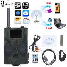 GPRS/MMS/SMS 940NM HC300M JagdKamera IR LED Jagd Wildtier Kamera Trail DHL DE WO