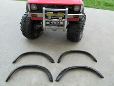 Tamiya R/C Toy 1/10 Toyota Hilux Bruiser Mountaineer Black Rubber Fender Flare