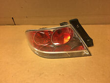 2004 2005 2006 Mitsubishi Lancer OZ Rally left driver tail light lamp sedan