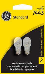 Tail Light Bulb-Sedan GE Lighting 7443/BP2
