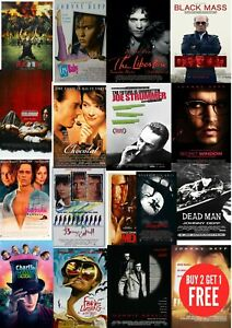 Steven Spielberg/'s Film Movie Posters A0-A1-A2-A3-A4-A5-A6-MAXI in sizes C457