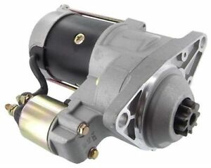 01-10 LB7 LLY LBZ LMM 6.6L GM Duramax New OE Manufacturer TYC Starter (2239)