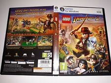LEGO INDIANA JONES 2 II THE ADVENTURE CONTINUES PC Game 016-970