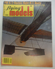 Flying Models Magazine Electric Flight April 1979 FAL 060315R