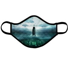 Eco-friendly Washable Reusable Gaming BioShock Rapture Infinite Gamer Face Mask