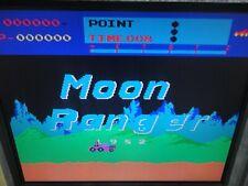 Moon Ranger (Moon Patrol) NO JAMMA ARCADE BOOTLEG PCB GAME WITH JAMMA CONVERTER