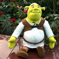 Huge Shrek Plush Doll Stuffed Toy Shrek Ogre 40cm Soft Pillow Kids Gift Toys