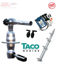 TACO Grand Slam 280 Package w/15' Silver/Silver Pole Rigging Kit GS-2842VEL-1