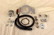 AIR CLEANER MOUNTING BRACKET AND BREATHER KIT HARLEY DAVIDSON TWIN CAM 99-17