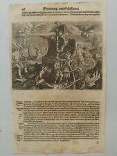 Theodor de Bry Fernando de Magallanes Allegory in the Strait of Magellan