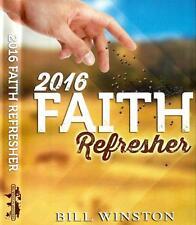 2016 Faith Refresher - Bill Winston - 4 Cd Teaching