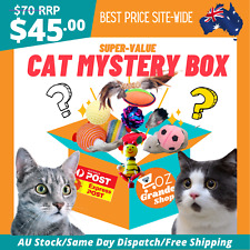 Pet Surprise lot Set Of Cat Toys Top quality best Accessories Random stuff GIFT