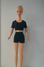 My Size Barbie  Shorts and Top