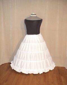 Plus Size 5x-10x A-line Hoop Skirt Tudor/SCA/Ren Faire
