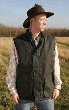 Zip Cotton Fishing Big & Tall Waistcoats for Men