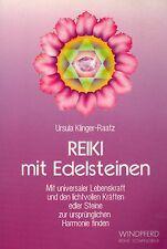 REIKI MIT EDELSTEINEN - Ursula Klinger-Raatz BUCH