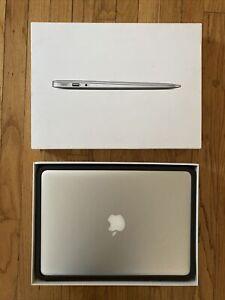 2015 MacBook Air 13.3 inch in Original Box - MJVE2LL/A - 1.6 i5 4GB RAM 256 GB