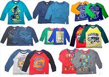Childrens Long Sleeve T Shirt Boys Kids Tee Top Pokemon Boys Lego Ninja Disney