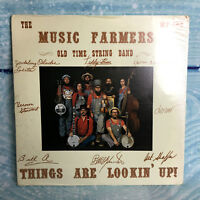 Record NEW Music Farmers Things Are Lookin Up Bluegrass Folk World Country Vinyl