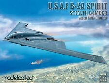 B-2a Spirit Stealth Bomber With MOP Gbu-57 Modelcollect 1 72