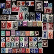 L'ANNÉE 1944 Complète, Neufs * = Cote 68 € / Lot Timbres France