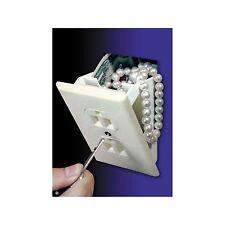 Fake Electrical Outlet Hidden Diversion Home Cash Stash Safe Hide A Safe Vault