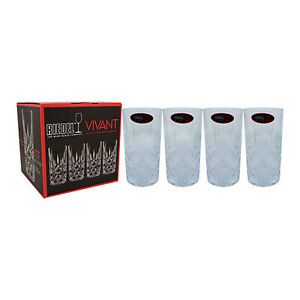 Riedel Vivant Longdrink, Set of 4