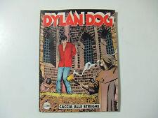 Dylan Dog - Caccia Alle Streghe - N°69  Anno 1992 Fumetto
