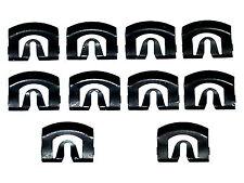 73-85 Chevy Buick Pontiac Oldsmobile Wheel Opening Molding Trim Clips 10pcs P