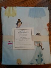 Pottery Barn Kids Disney Princess Enchanted Duvet Cover Full Queen NWT