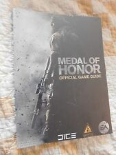 Medal of Honor Official Game Guide Book (Softcover) NEW!