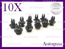 10X 7MM NISSAN TOYOTA WHEEL ARCH CLIPS SPLASH GUARD TRIM DOOR PUSH TYPE CLIPS