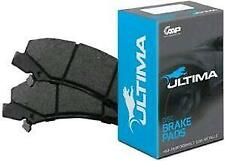 ULTIMA FRONT BRAKE PADS TOYOTA CHASER 1992-1999 DB1267