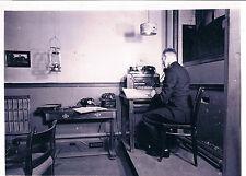 PHOTOGRAPH NORWICH ROAD IPSWICH BOROUGH POLICE DESK CONTROL 31.03.1945