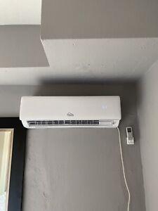 mini split air conditioner 12000 btu 110v