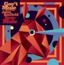 Gov't Mule Featuring John Scofield Sco-mule CD Europe Provogue 2015 11 Track 2