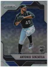 2017 Panini Chronicles Baseball Prizm #10 RC Antonio Senzatela Rockies