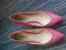 Women's Red Herring Pink Heels